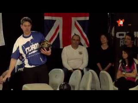 2015 QubicaAMF BPC Doubles Mens Angers Television High Definition & Womens