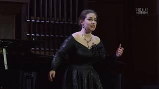 МЕТНЕР Элегия (сл. Пушкина) Op.45, No.1 - Екатерина Семенова / MEDTNER Elegy (words by Pushkin)