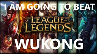 Trinimmortal beats League: Wukong