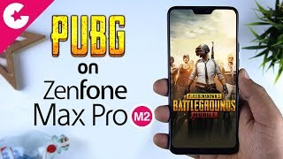 PUBG on Asus Zenfone Max Pro M2 (Gaming Review) - You'll Be SURPRISED !!!