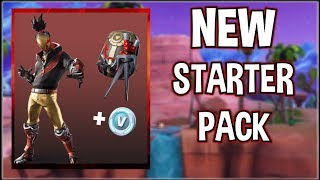 🔴 FORTNITE ROMANIA: WE PLAY ARENA TRIO OF THE EVENING WITH THE BOYS! /THE NEW STARTER PACK IS HERE!