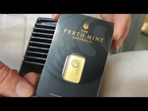 Perth Mint EPIC UNBOXING - New Releases & Old Favourites