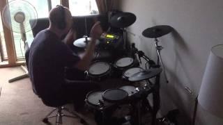 PJ Harvey - You Said Something (Roland TD-12 Drum Cover)