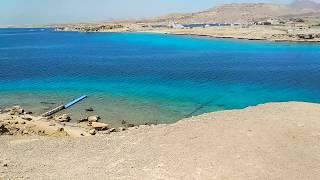 Как пройти на дикий пляж Albatros Aqua Blu*4 Шарм-эль-Шейх Египет