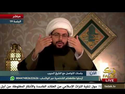 مخرج مسلسل عمر بن الخطاب يعترف بأنه كذب بشأن عمر