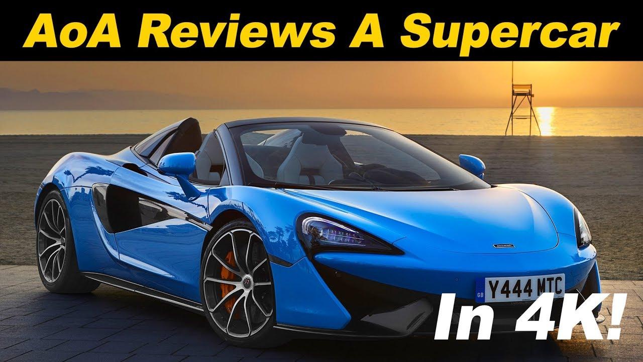 2018 mclaren 570s spider review. interesting spider 2018 mclaren 570s spider first drive review  in 4k uhd to mclaren 570s spider review