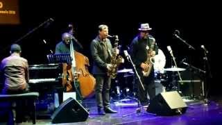 """A Love Supreme"" 50th Anniversary - Joe Lovano / Chris Potter - Umbria Jazz Winter"