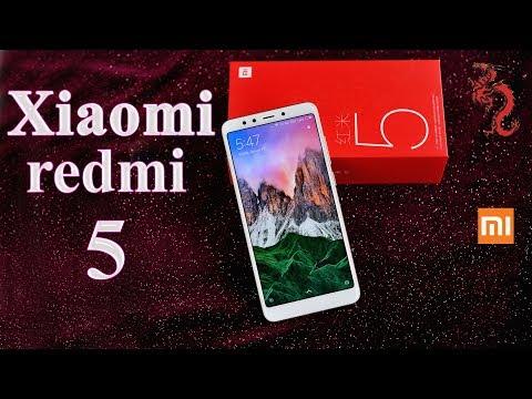 XIAOMI REDMI 5 // Распаковка  и сравнение с Redmi 4x