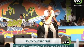 Crown - FREE-ER THAN FREE - South Calypso Tent 2017