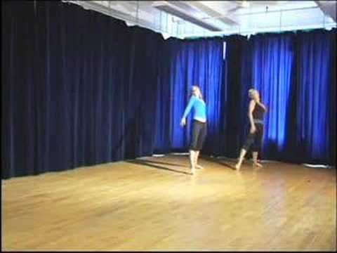 Broadway Dance Center's teacher brings you Instructional Dance DVDs
