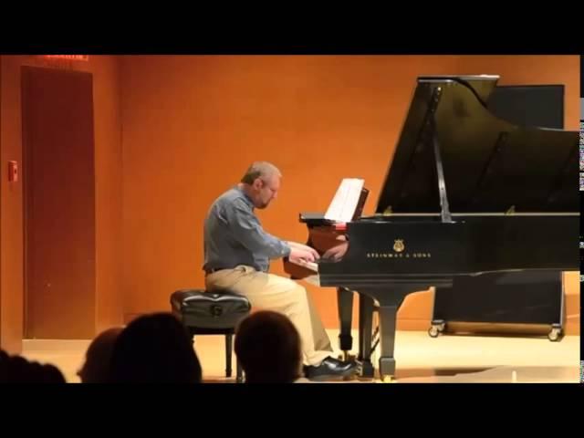 Cours Privés de piano à Montréal. Advanced