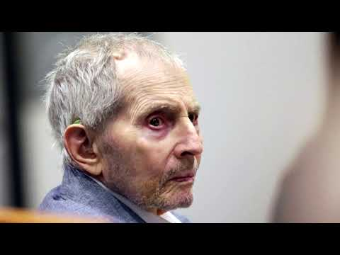 Durst charged with murder in disappearance of wife