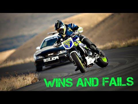 🔥motorcycle win and fail compilation🔥