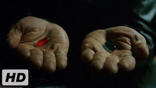 Красная или синяя таблетка. Разговор с Морфеусом. Матрица. (3/10) | 1999 | HD