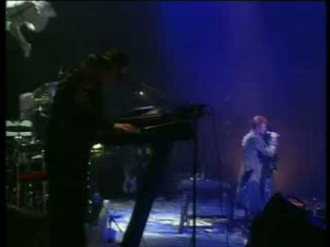 David Bowie - live in Moscow - 1996 (track 1 -