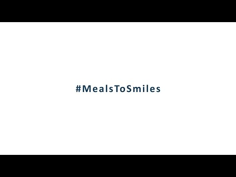 Honoured to serve our Frontline Heroes! #MealsToSmiles