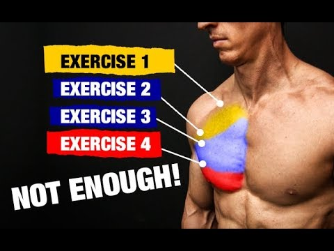 the perfect chest workout