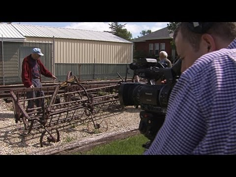 Recording The Oral Histories Of Those Who Farm