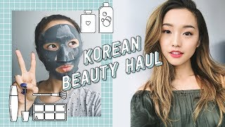 Korean Beauty Haul + Review | clothesencounters