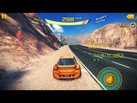 Car Racing Asphalt 8 Airborne BMW 3.0 CSL Hommage Nevada Test 026 Lab 003