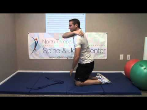 how to stop shoulder pain