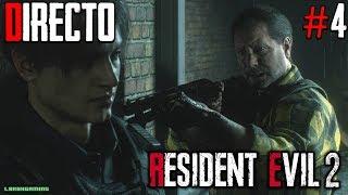 Resident Evil 2 Remake - Directo #4 Español - The Ghost Survivors - Nuevo DLC Gratuito - Xbox One X