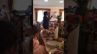 Тост для Жениха и Невесты на даргинской свадьбе