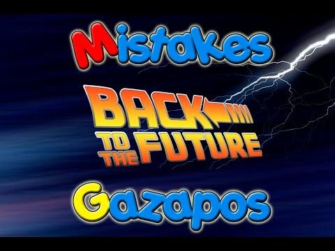 """Errores de """"Regreso al Futuro"""" - Mistakes """"Back to the Future"""" - Errores de """"Volver al futuro"""""""