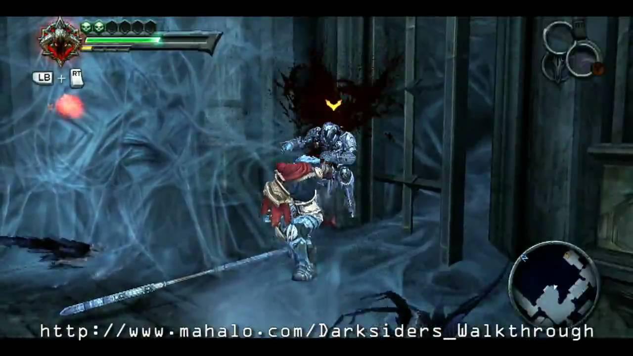 sc 1 st  YouTube & Darksiders Walkthrough - Iron Canopy Part 6 - YouTube