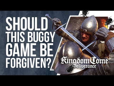 Kingdom Come Deliverance has had a patchy start and it's bugging some players.