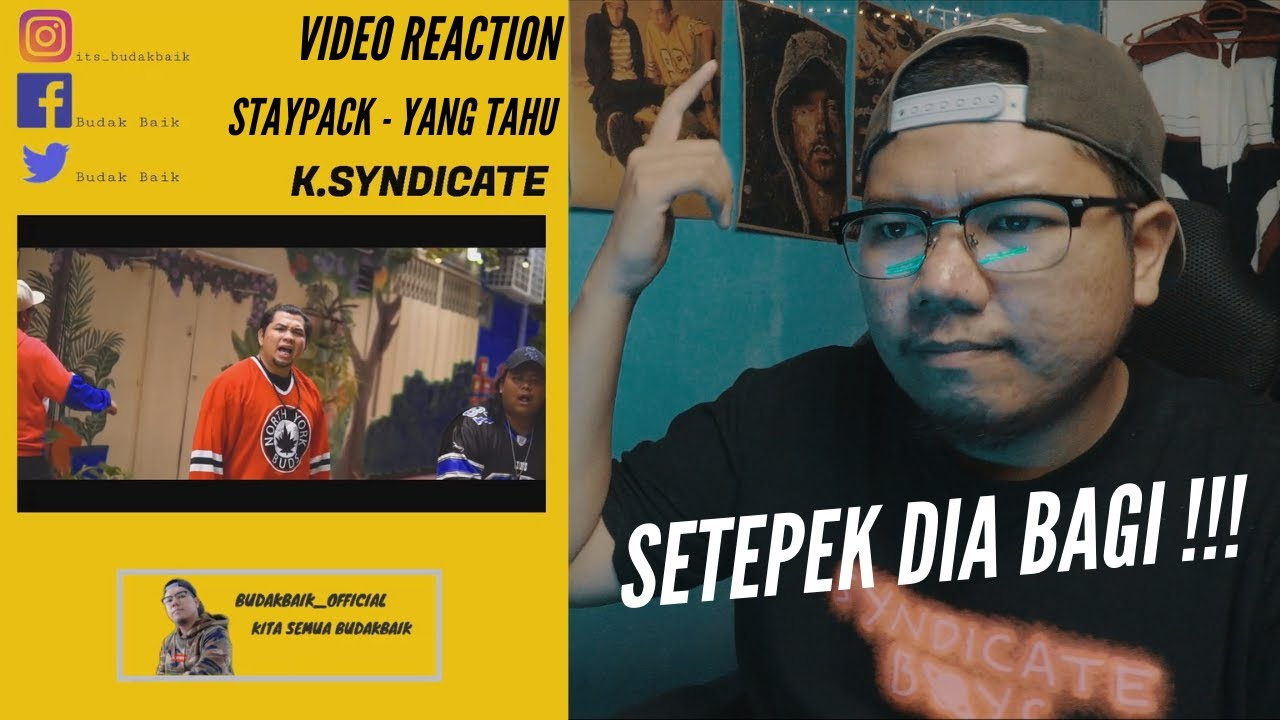 Download YANG TAHU - STAYPACK (NK, OHMA, EASTBIDY, FT) | VIDEO REACTION