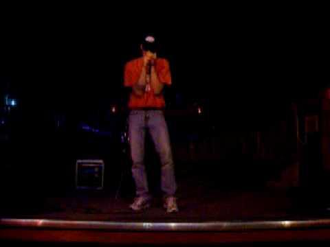 Jason Crane - Karaoke Idol - June 11, 2009