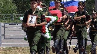 Боец Красной Армии обрел покой в Курганинском районе Кубани