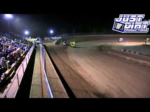 Feature Race LBS Invaded Baton Rouge Raceway 3 28 15