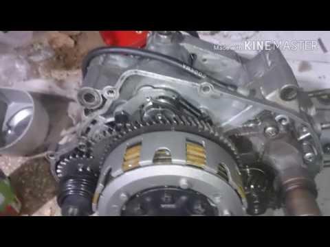 Yamaha Engine Rebuild