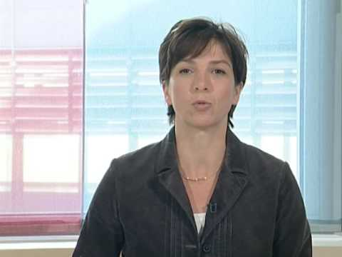 Working for the European Patent Office - Cécile Denis
