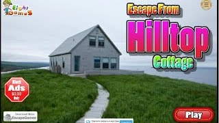 Escape From Hilltop Cottage Walkthrough (EightGames)