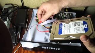 Выбор HDD для видеорегистратора