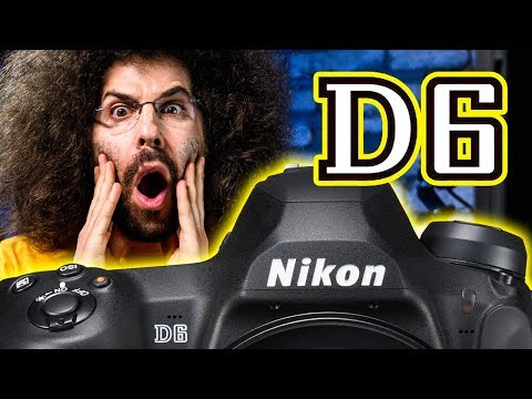 Nikon ANNOUNCES D6 and a SURPRISING NEW LENS…should you CARE?