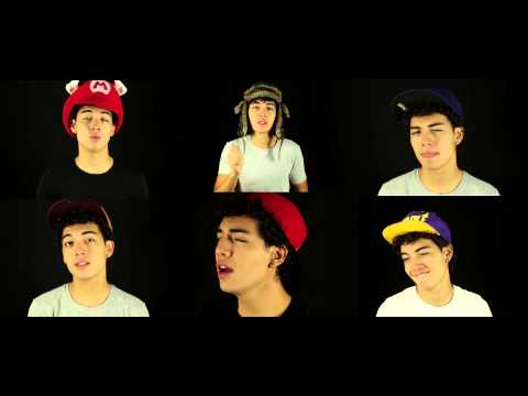 Rude - Magic (Cover by Saak) A Cappella Cover