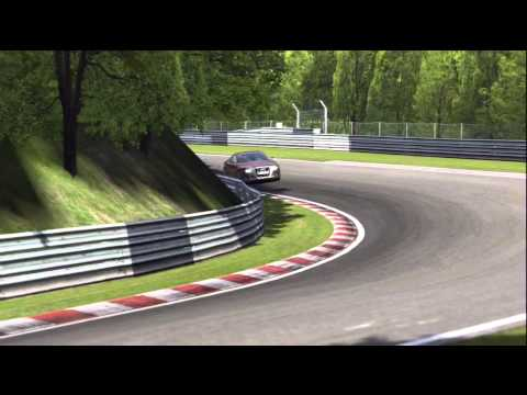 Gran Turismo 5 HD - Audi Nuvolari quattro