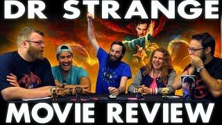 Doctor Strange MOVIE REVIEW!! (SPOILERS) Marvel 2016