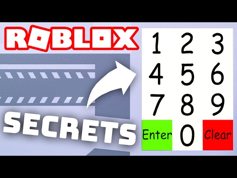 5 ROBLOX SECRETS