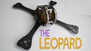 GEPRC LX5 Leopard - Frame Review