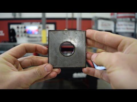 RAW Torchmate CNC Plasma Cut Quality