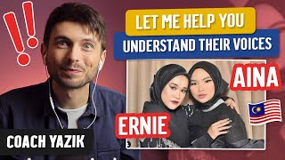 Download YAZIK reacts to GUNDAH, SEMALAM & BANG BANG - Aina Abdul & Ernie Zakri