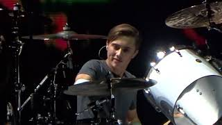 Download Nicholas Collins on Drums & Phil with I Don't care anymore, Glasgow 2017 Mp3 and Videos