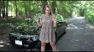 2019 Honda Accord LX ( Base ) Review & Test Drive | Honda Laura | Herb Chambers