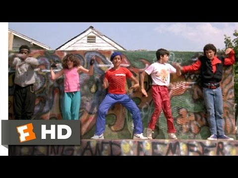 Breakin' 2: Electric Boogaloo (1/9) Movie CLIP - Electric Boogaloo (1984) HD