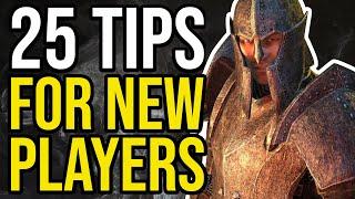Oblivion Guide - 25 Tİps for Total Beginners [Elder Scrolls Guide]